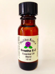 Breathe E-Z Aromatherapy Blend